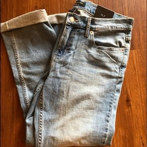 NWT Banana Republic Girlfriend Jeans